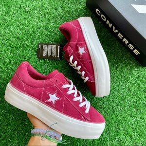 Converse One Star Platfrom Ox
